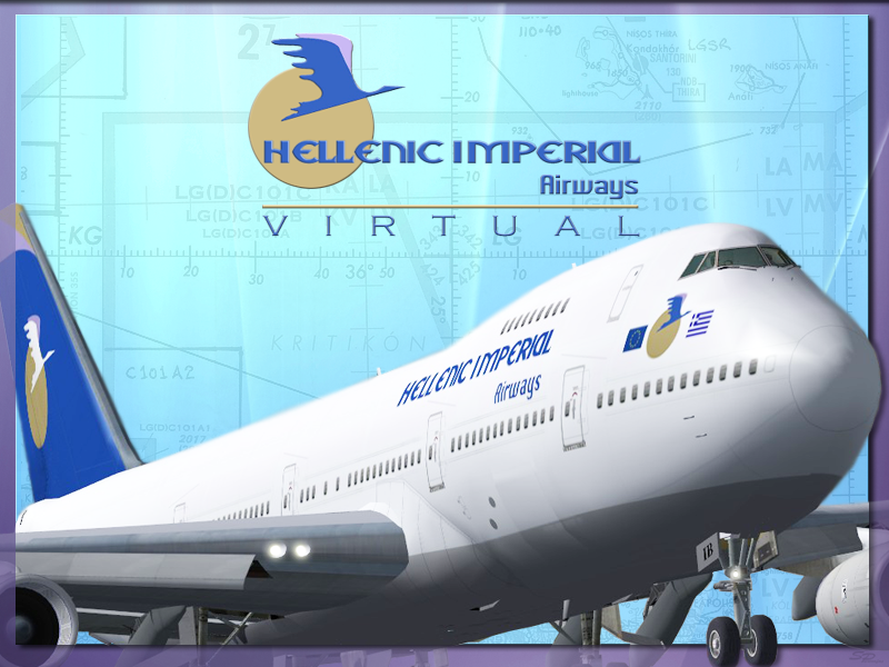 Hellenic Imperial Airways Virtual Welcome